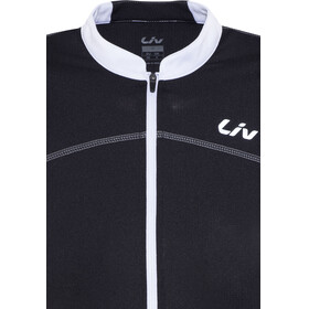 Liv Aqua Short Sleeve Jersey Women black/white
